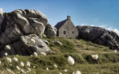 Le pays Pagan – Village de Meneham, Guissény….